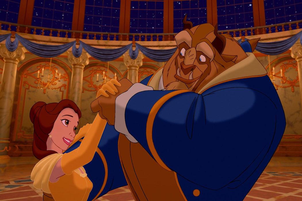 Películas de animación Disney
