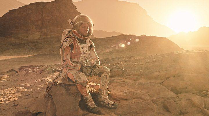 'Marte (The Martian)'