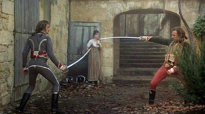 'Los duelistas'