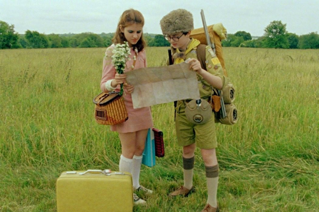 'Moonrise Kingdom' (Wes Anderson, 2012)