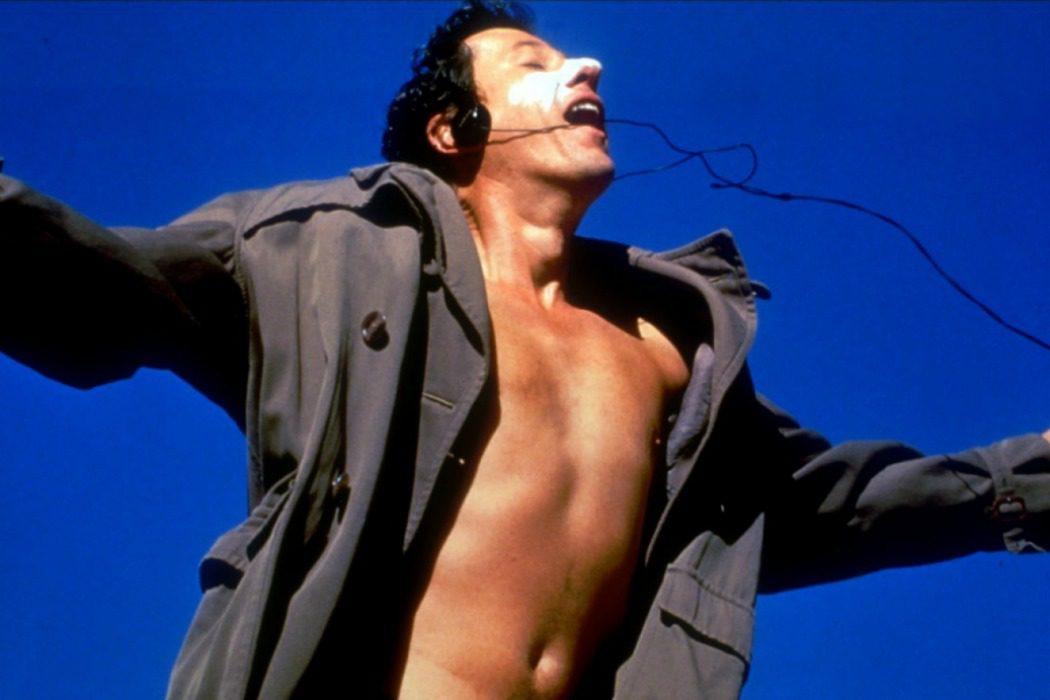 Geoffrey Rush en 'Shine, el resplandor de un genio'
