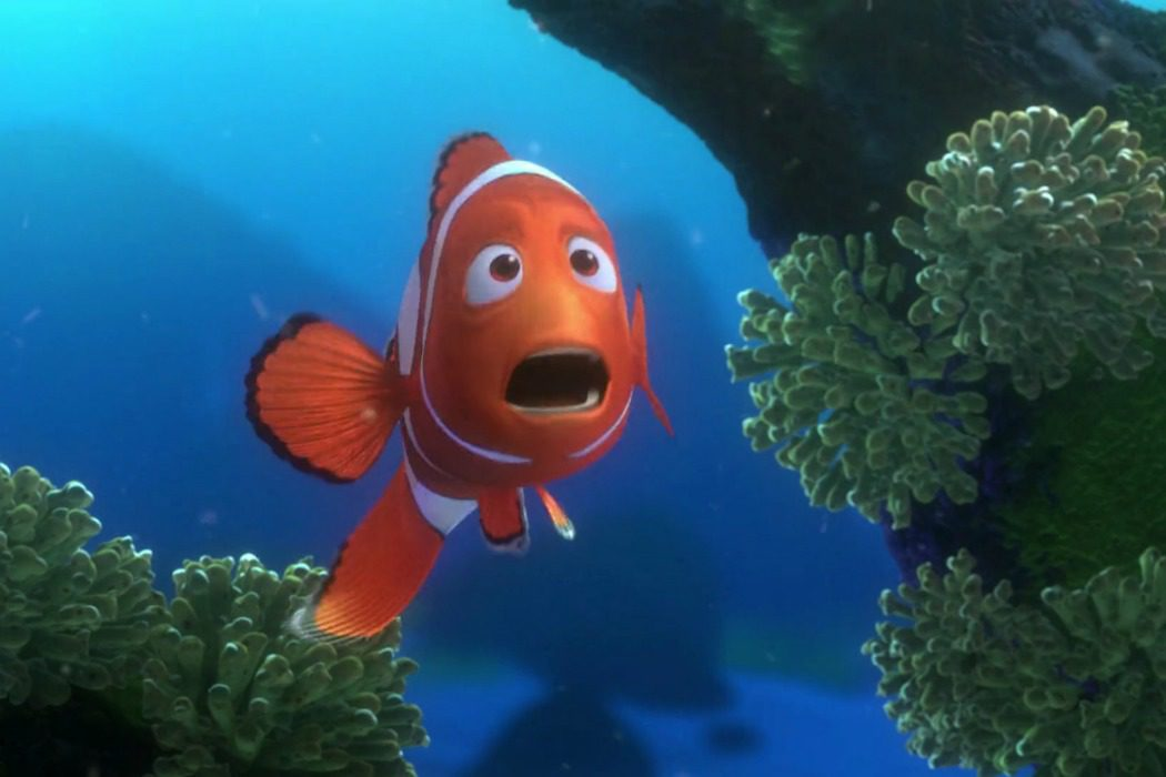 Marlin en 'Buscando a Nemo' y 'Buscando a Dory'