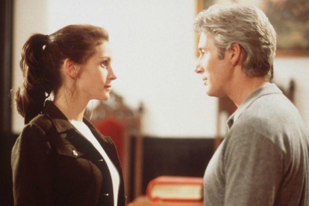 Richard Gere en 'Novia a la fuga'