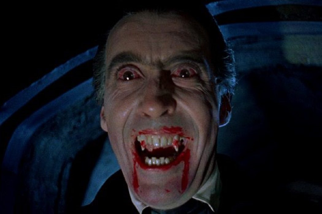 Drácula (Christopher Lee)