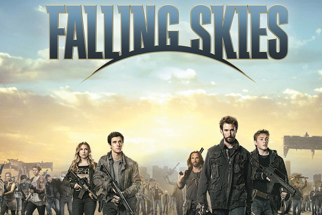 'Falling Skies'