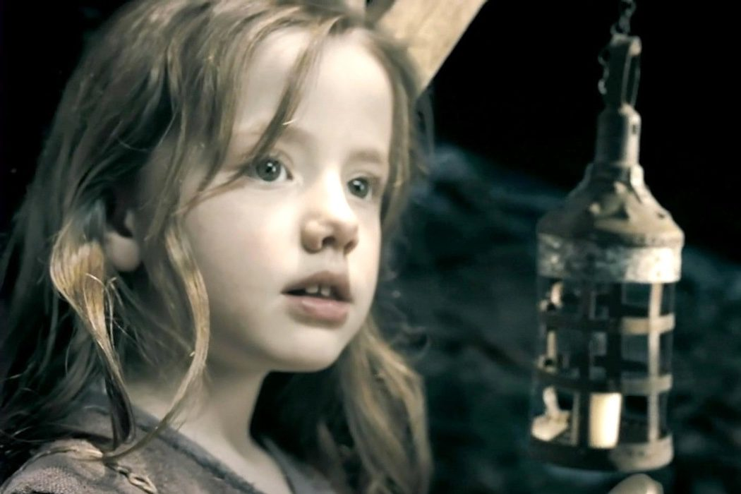 La hija de Kate Beckinsale en 'Underworld Evolution'