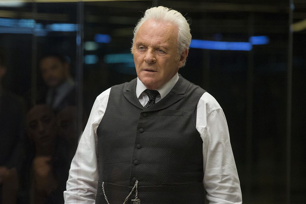 ¿Olvidado?: Anthony Hopkins