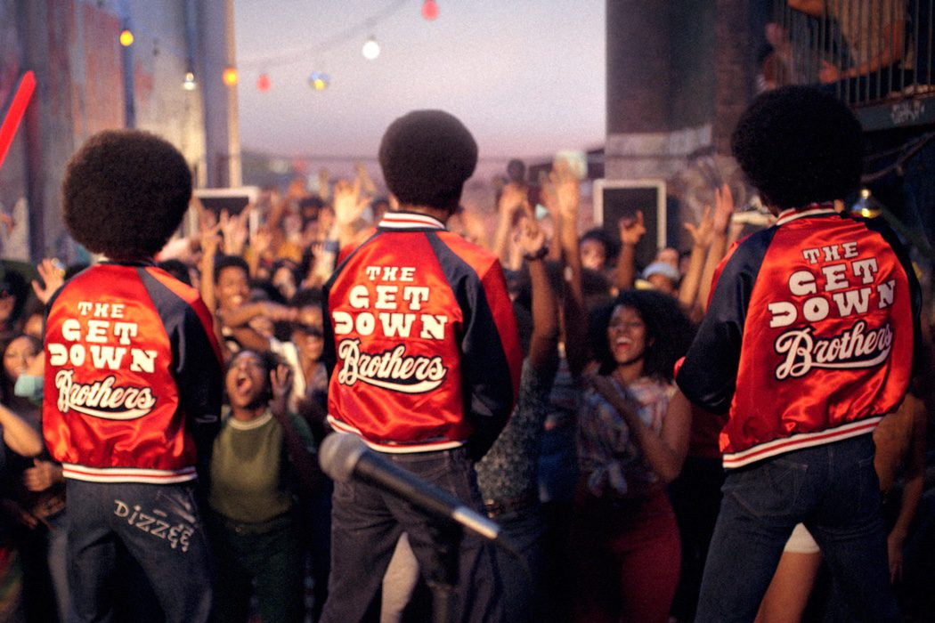 Olvidada: 'The Get Down'