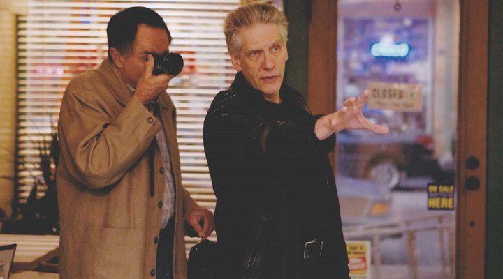 El cinematógrafo de Cronenberg y otras referencias directas