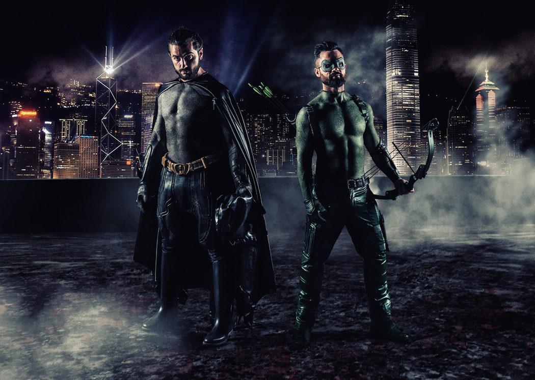 Batman y Arrow