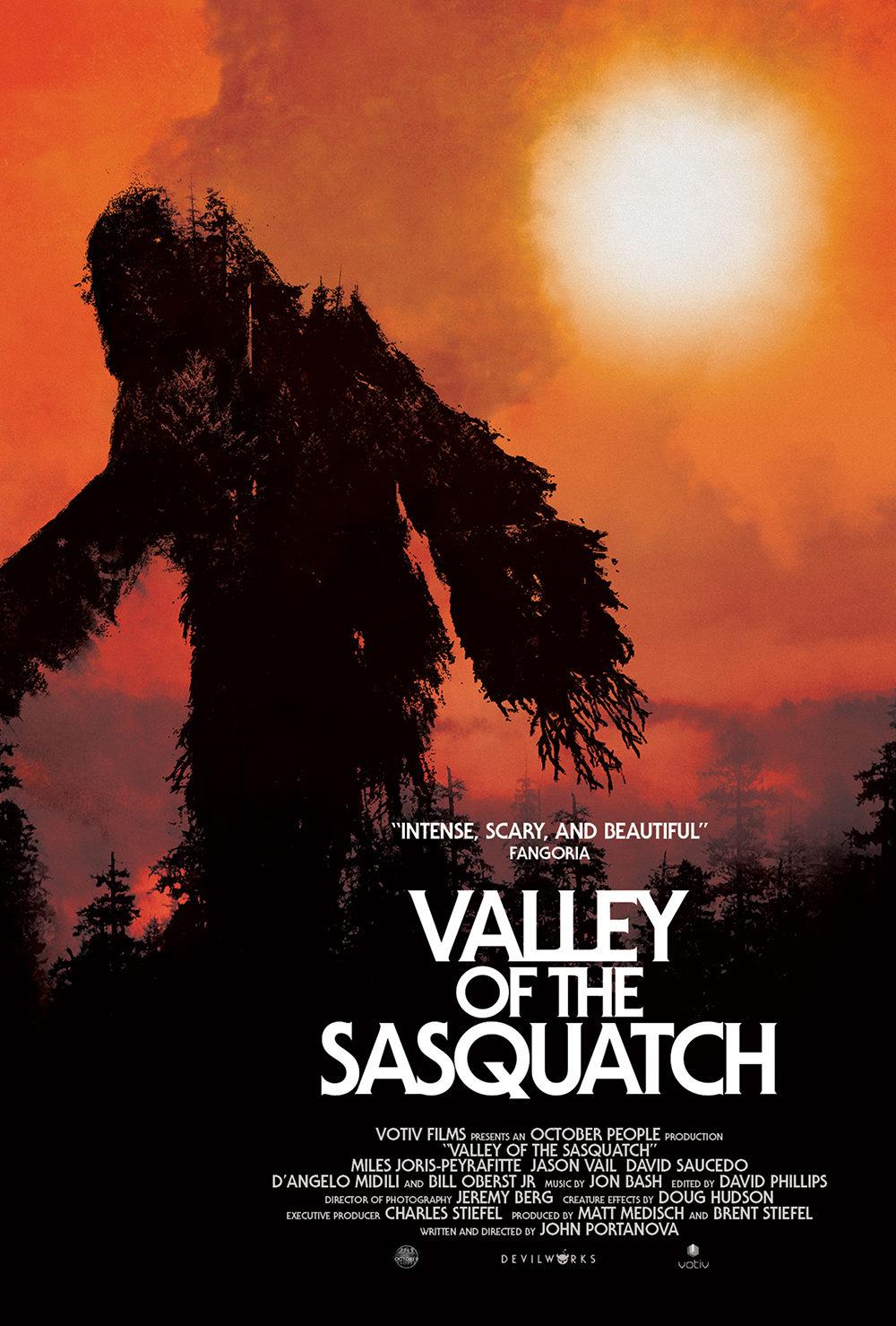 'Valley of the Sasquatch'