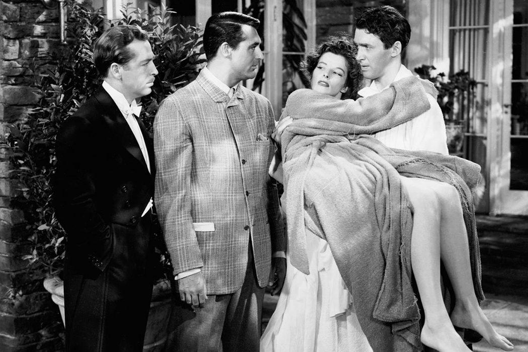 'Historias de Filadelfia' (1940)