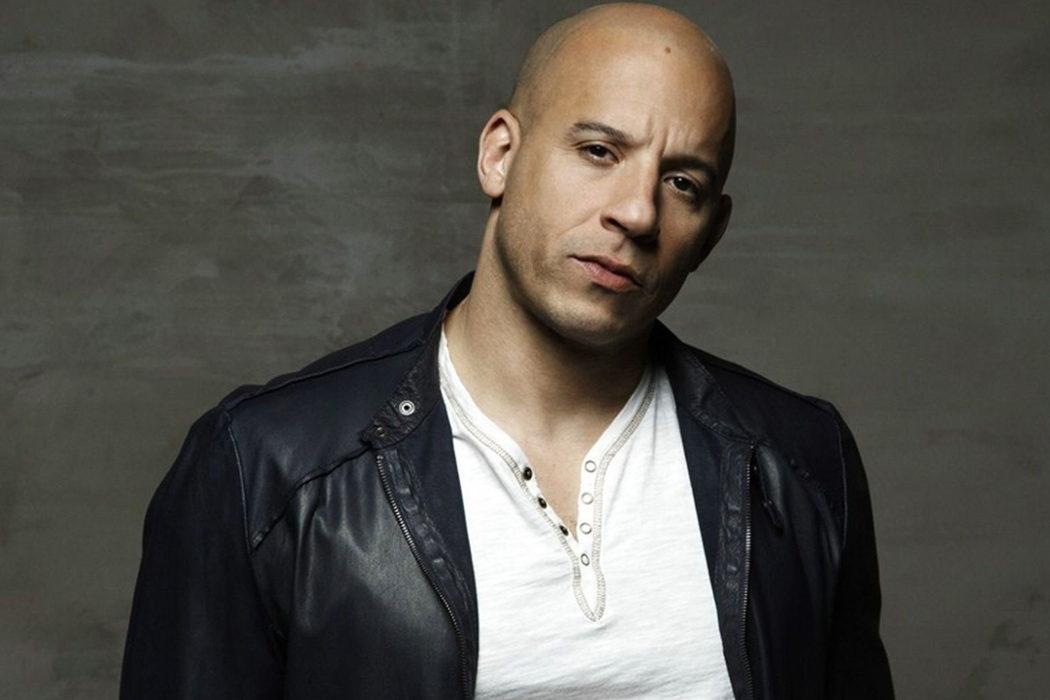 Vin Diesel es Mark Sinclair Vincent