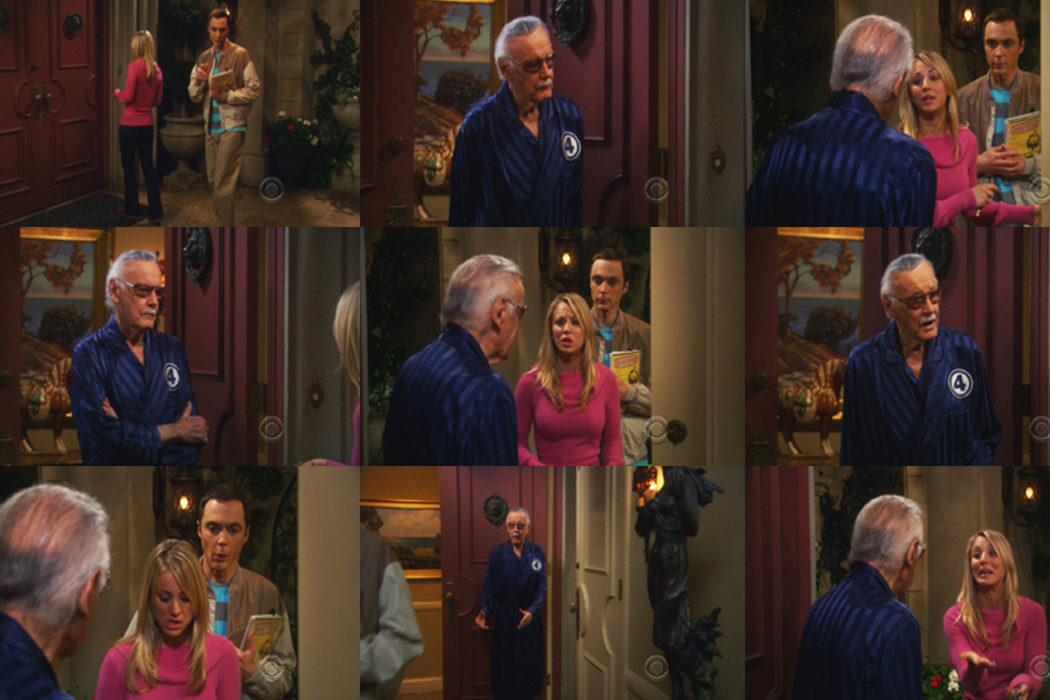 Su cameo en 'The Big Bang Theory' y otras series