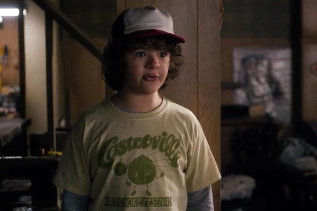 Dustin ('Stranger Things')