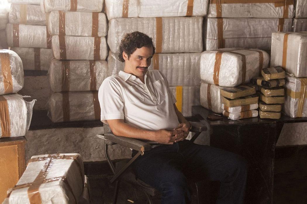 Pablo Escobar ('Narcos')