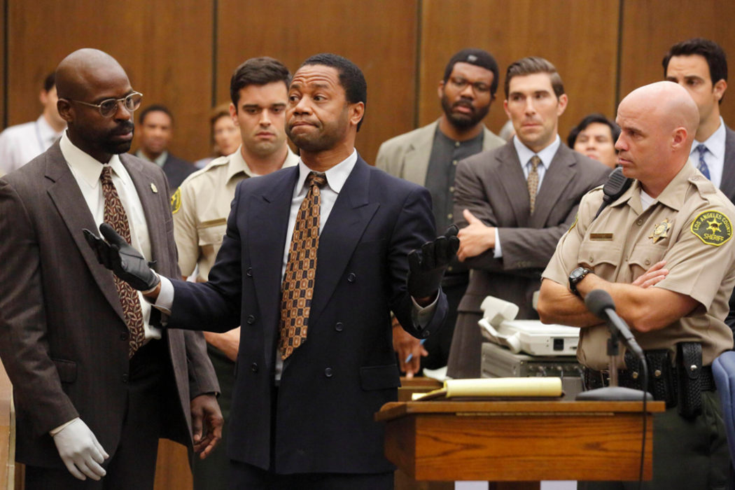 'The People vs O. J. Simpson'