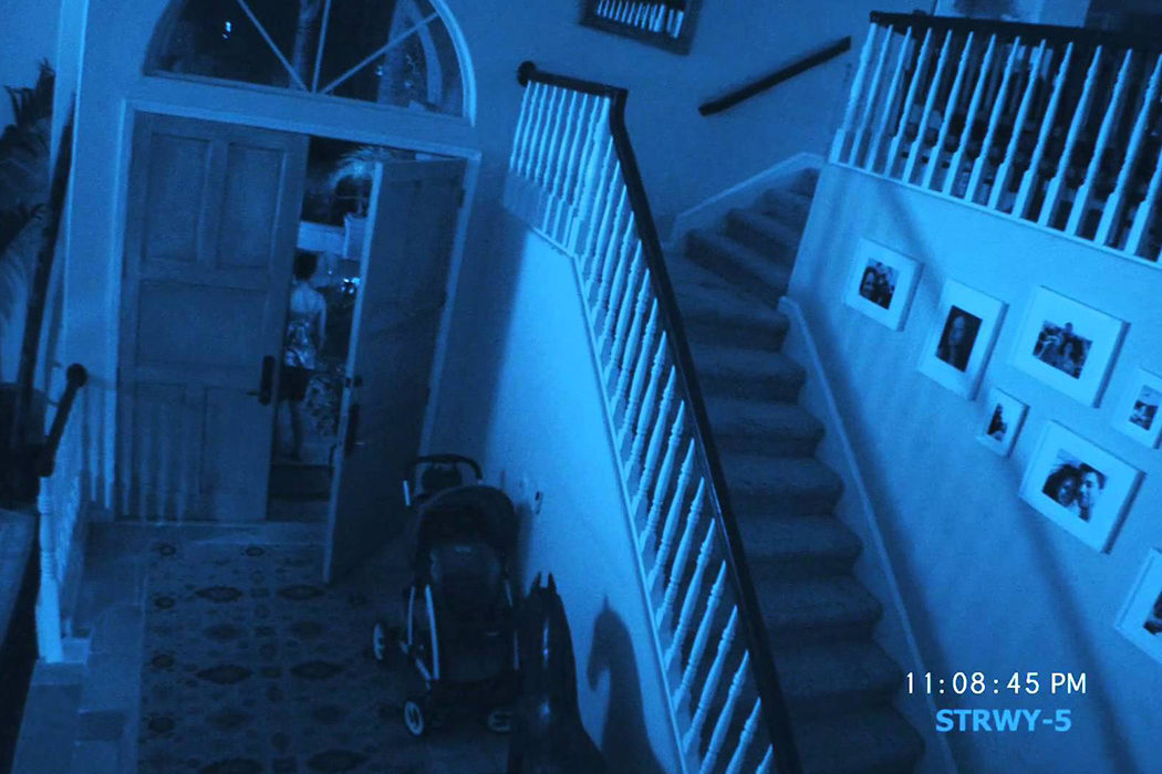 'Paranormal Activity 2'. 177 millones