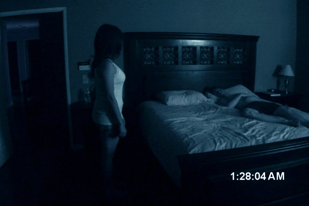 'Paranormal Activity'. 193 millones