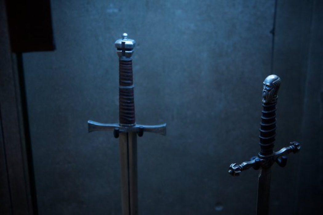 Las armas de los Templarios