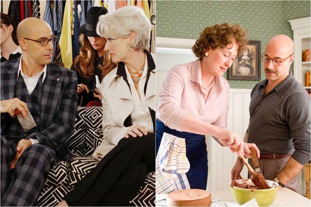 'El diablo viste de Prada' y 'Julie & Julia'
