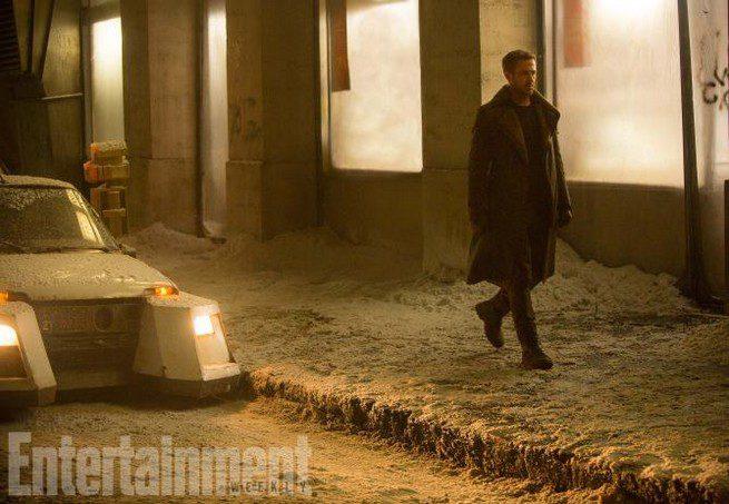 Ryan Gosling como el agente K