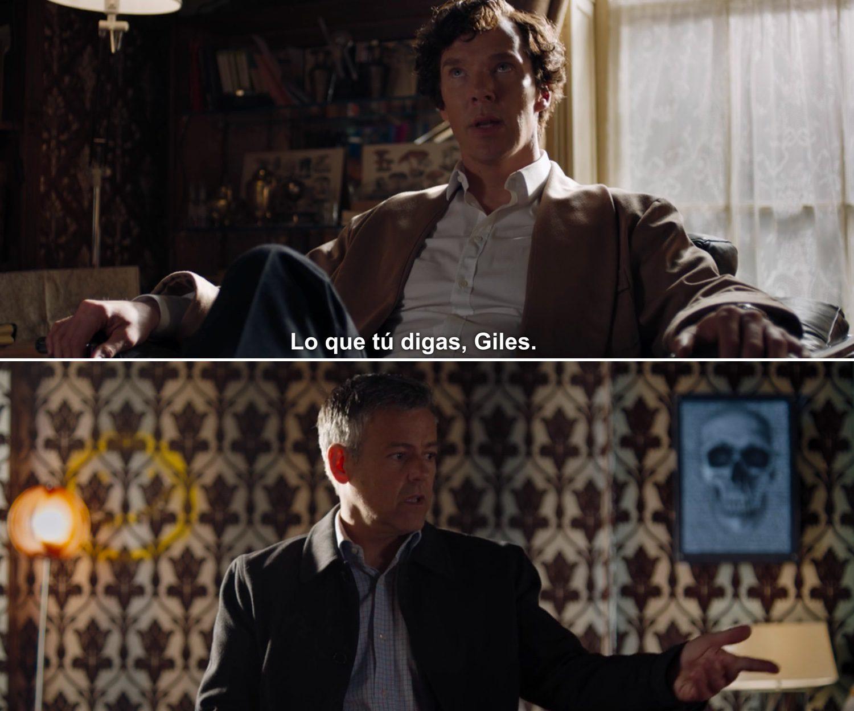Giles Lestrade