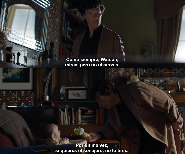 Elemental querida Watson
