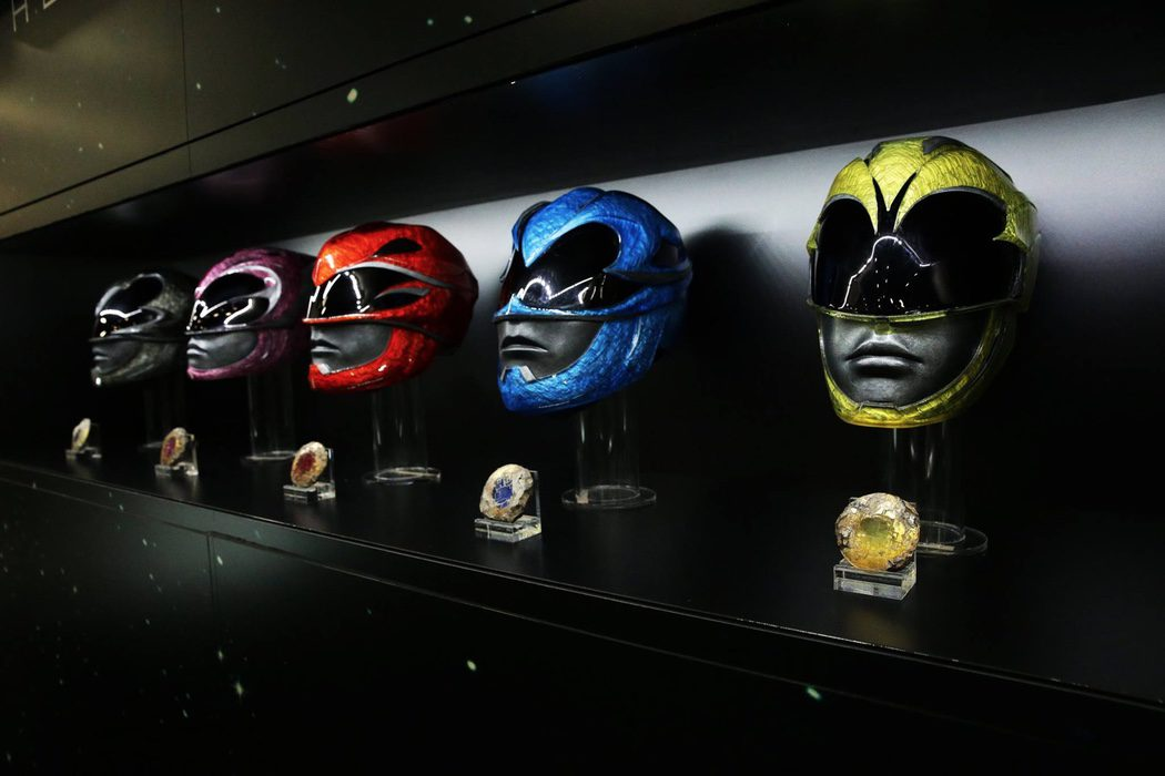 'Power Rangers'