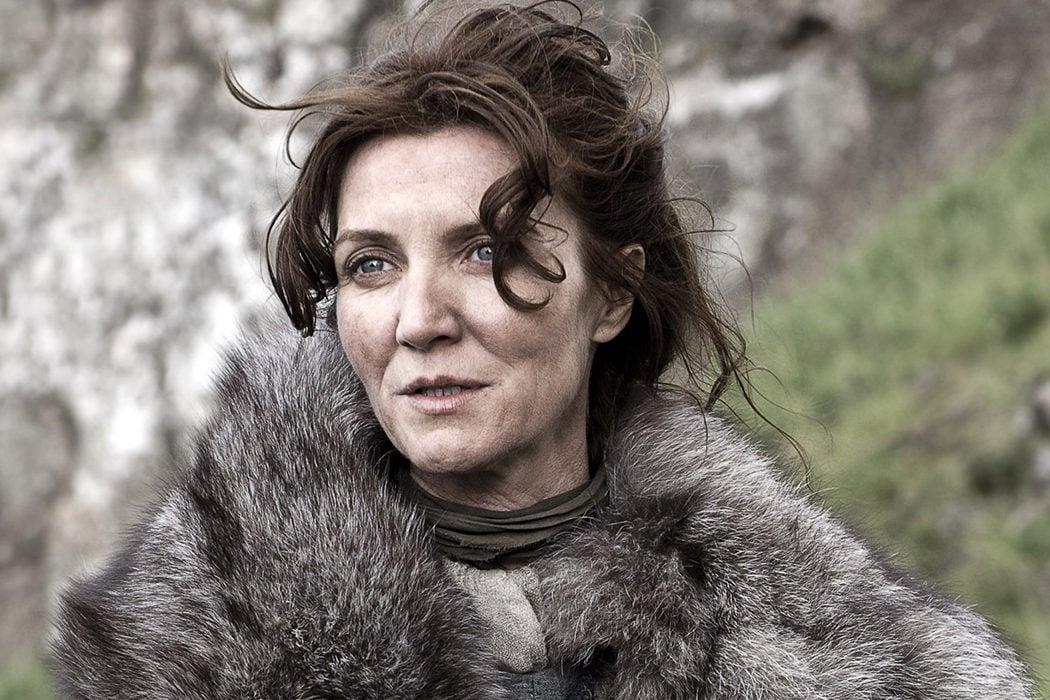 Michelle Fairley (Catelyn Stark)