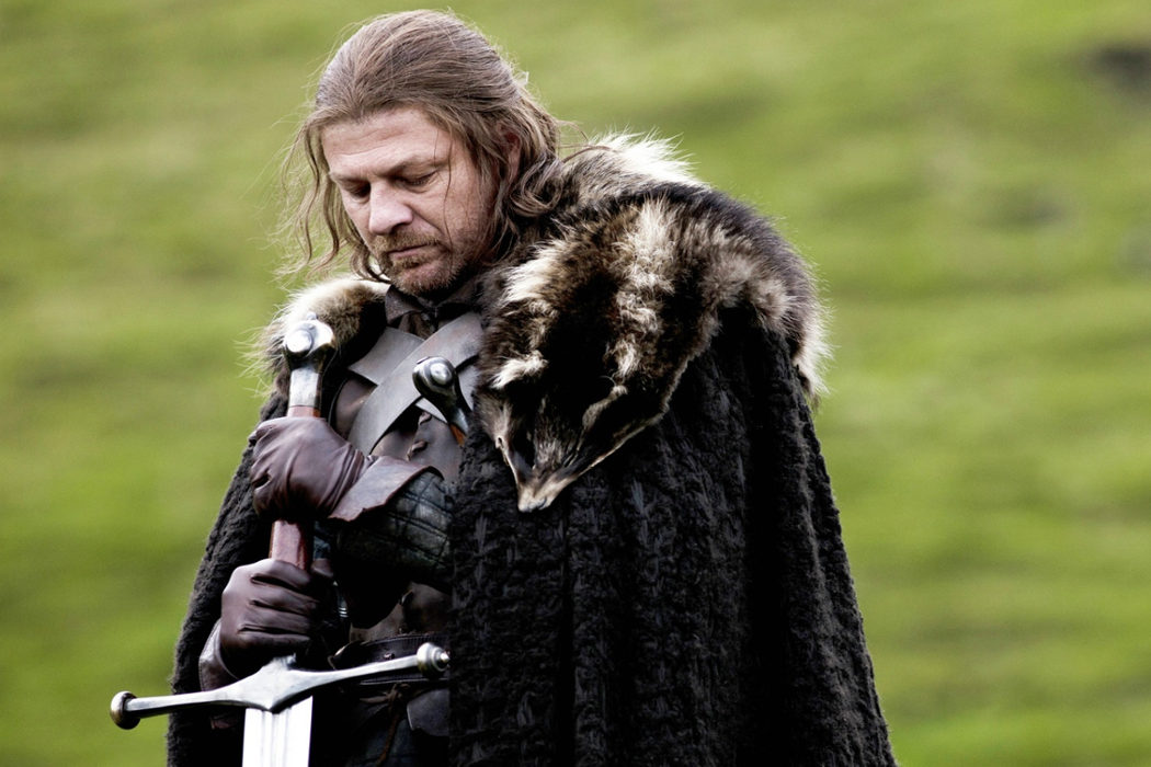 Sean Bean (Ned Stark)