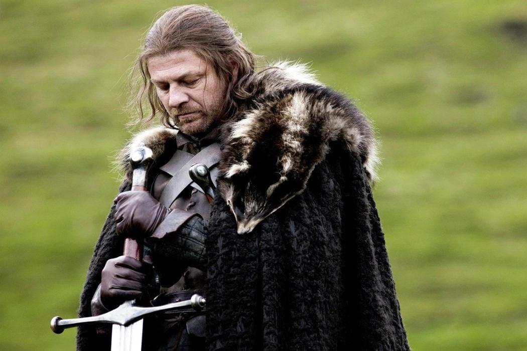 Sean Bean (Ned Stark)