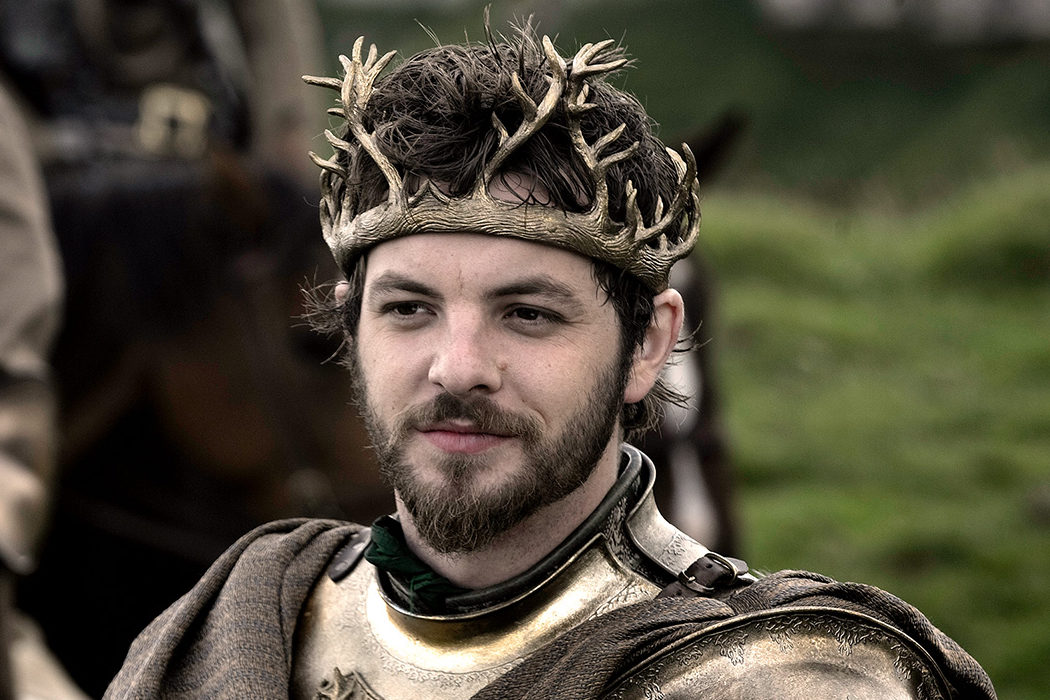 Gethin Anthony (Renly Baratheon)