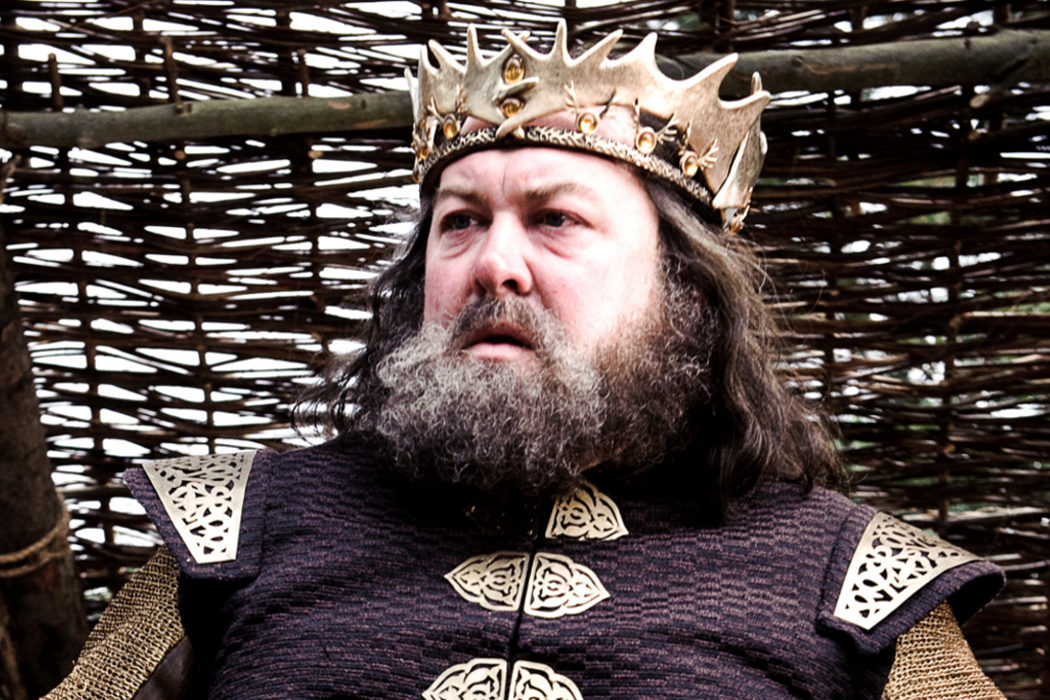 Mark Addy (Robert Baratheon)