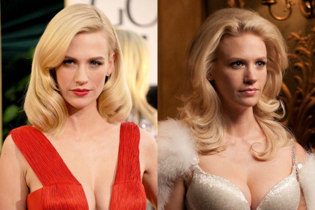 January Jones en 'X-Men: Primera generación' (2011)