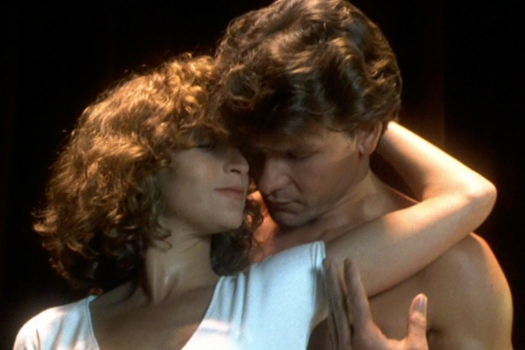 Patrick Swayze VS. Jennifer Grey
