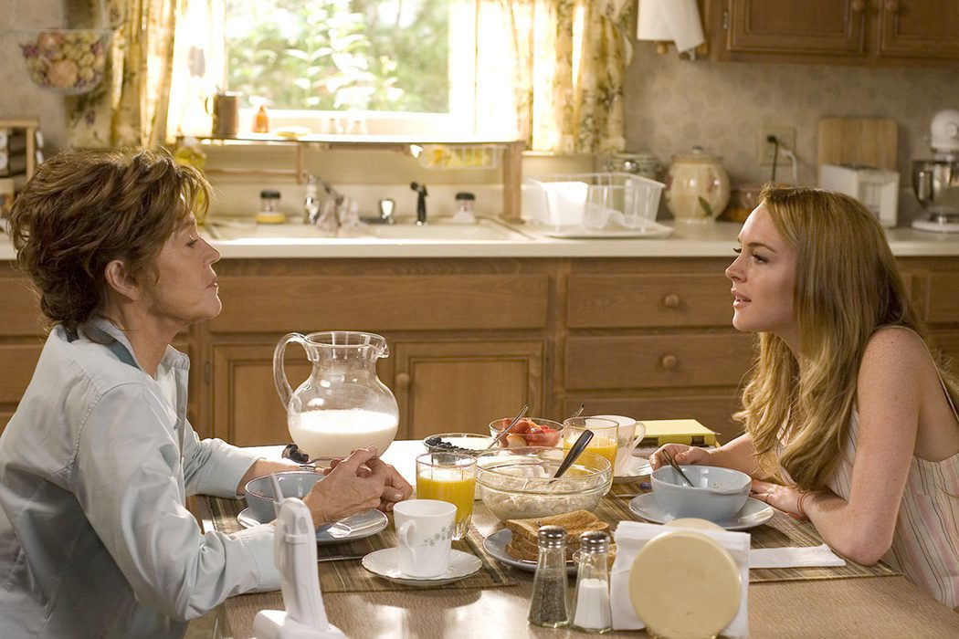 Jane Fonda VS. Lindsay Lohan