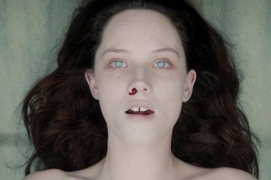 'La autopsia de Jane Doe'