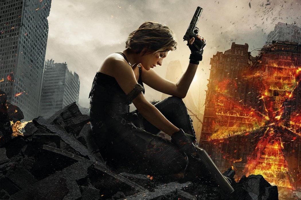 'Resident Evil: El capítulo final'