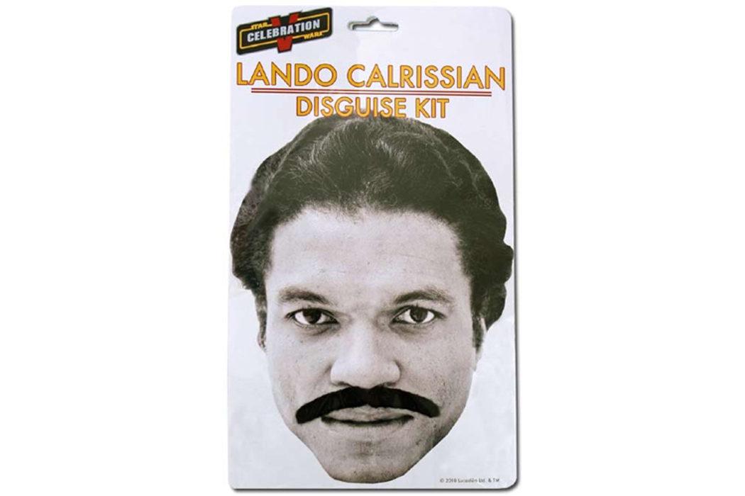 El disfraz de Lando Calrissian