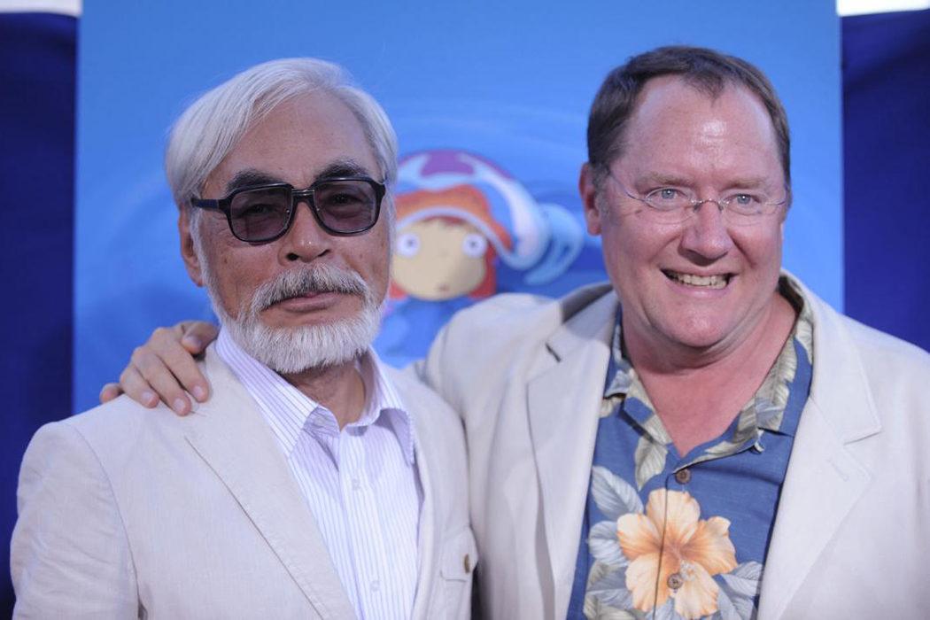 Fan de Studio Ghibli y del maestro Hayao Miyazaki