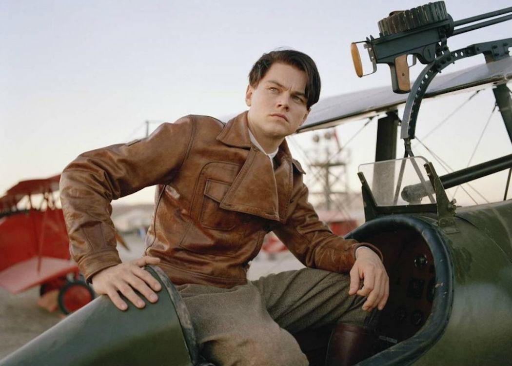 'El aviador' (2004): Todos alucinamos con su personificación como Howard Hughes
