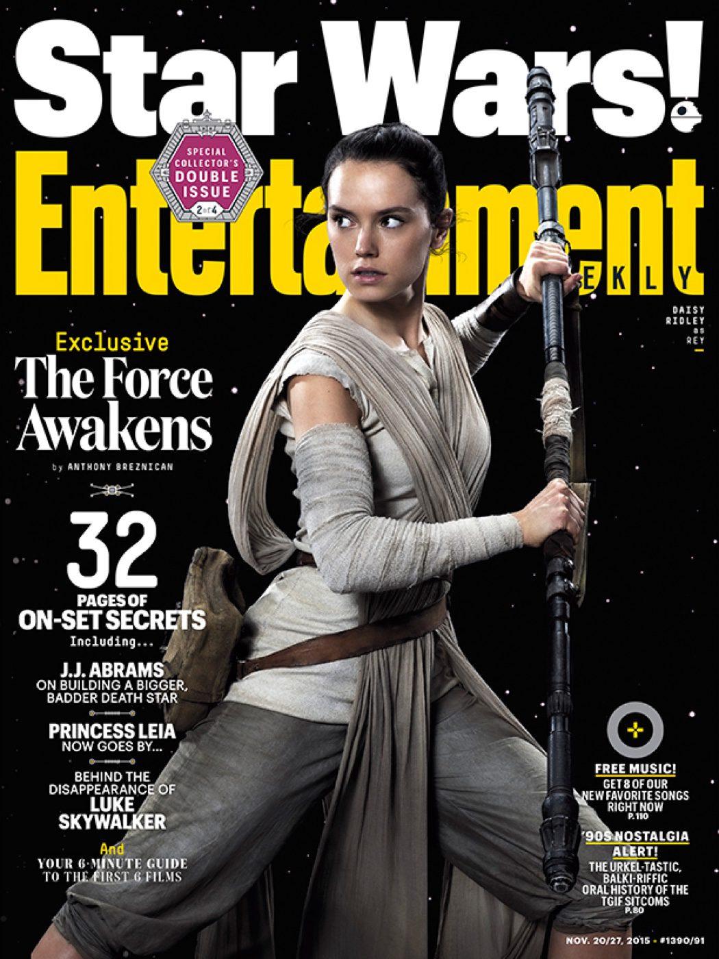 Rey en Entertainment Weekly