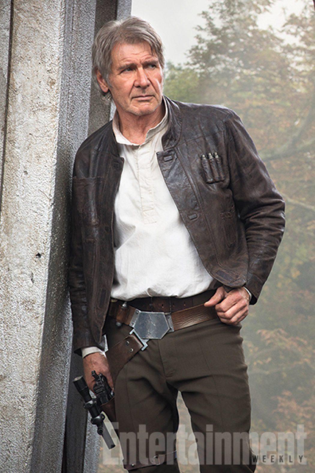 Han Solo en Entertainment Weekly