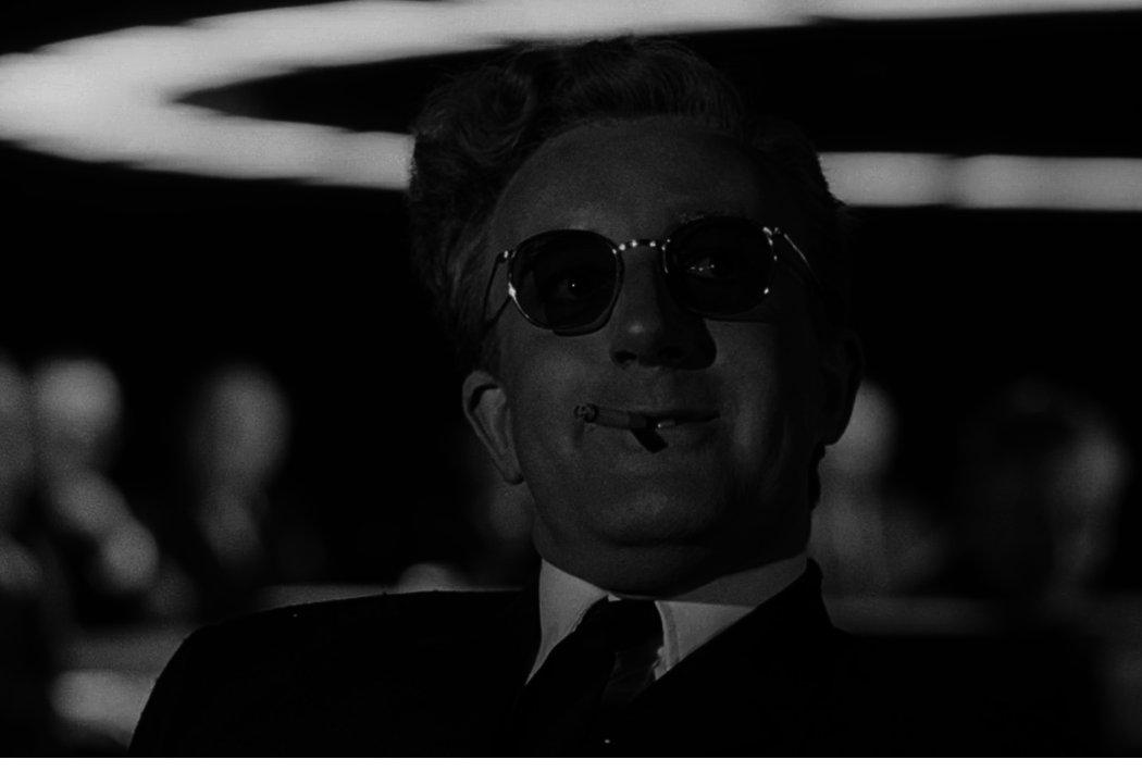 ¿Teléfono rojo?, volamos hacia Moscú (1964)