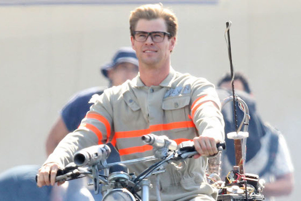 Chris Hemsworth se une al reparto