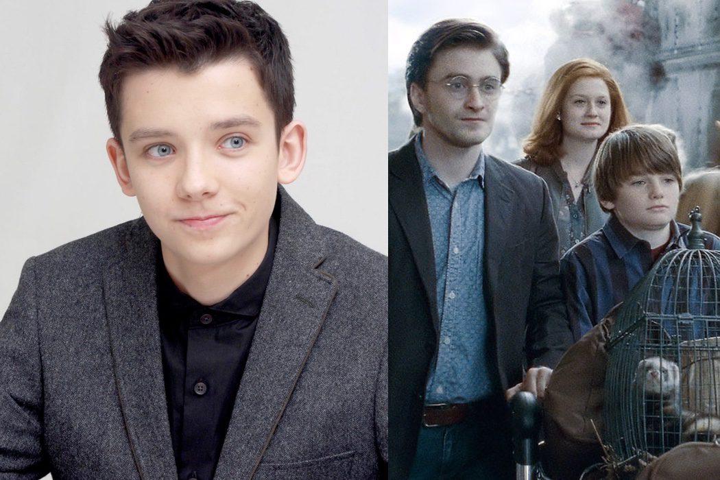 Asa Butterfield sería Albus Severus Potter