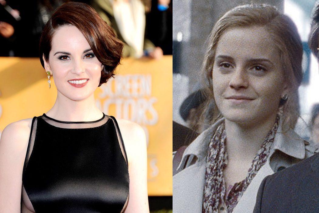 Michelle Dockery sería Hermione Granger
