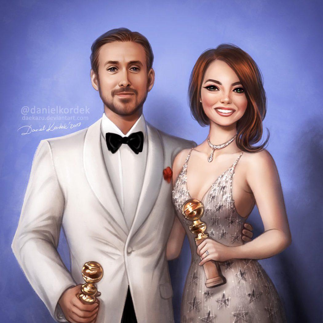 Ganadores de los Globos de Oro