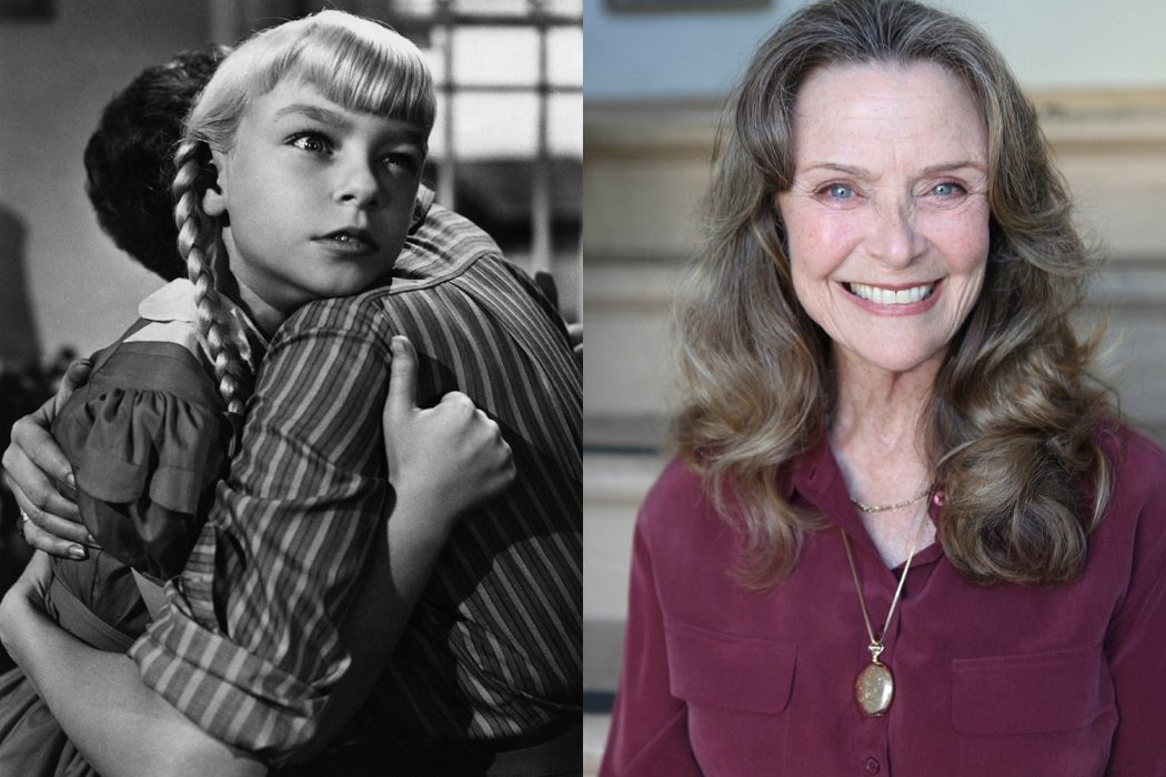 Patty McCormack (Rhoda Penmark)